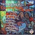 Kammermusik mit Klarinette Ernst Krenek Hungaroton 2006