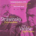 ZHdK & HEM Strawinsky / Varèse Suisa 2014